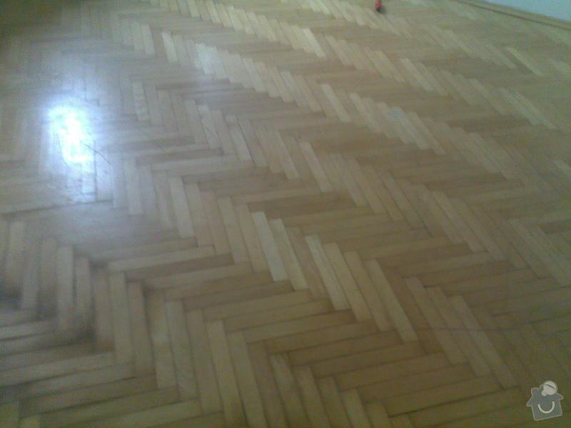 Rekonstrukce parketové podlahy: 11072013571