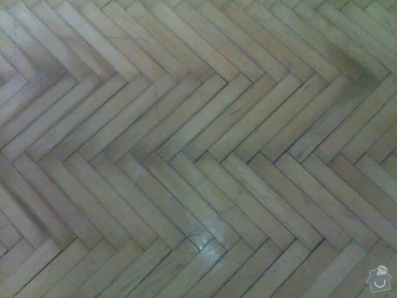 Rekonstrukce parketové podlahy: 11072013572