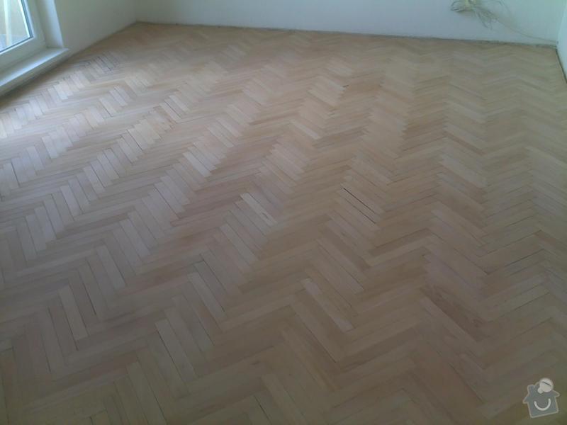 Rekonstrukce parketové podlahy: 12082013686
