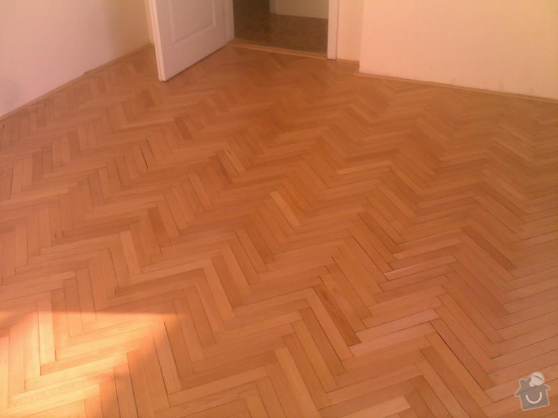 Rekonstrukce parketové podlahy: 14082013714