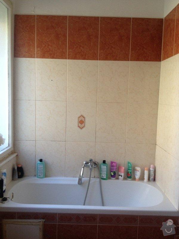 Rekonstrukce koupelny, kuchyně a WC: photo