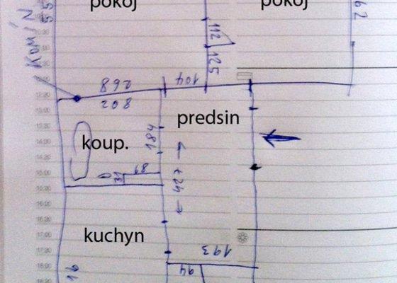 Nova elektrina v byte o 72m2. Praha 7