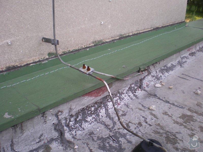 Oprava ploché střechy dvougaráže, 37m2.: IMGP04