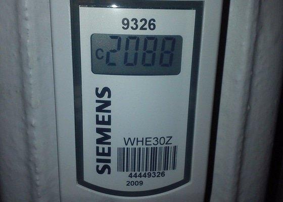 Výměna radiátorů v panelovém domě (2 pokoje)