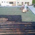 Rekonstrukce ploche strechy imag0509