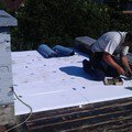 Rekonstrukce ploche strechy imag0511