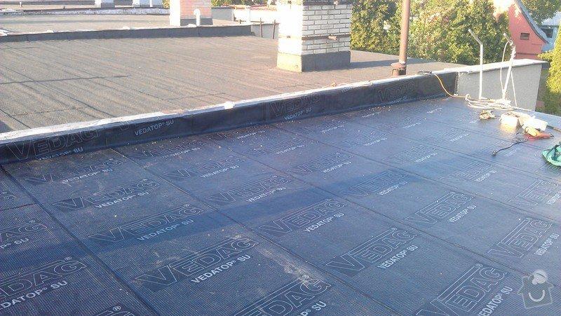 Rekonstrukce ploché střechy: IMAG0514