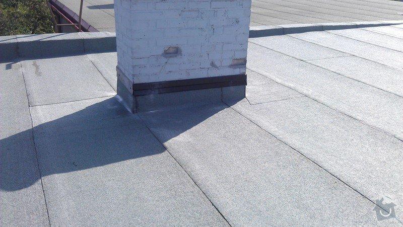 Rekonstrukce ploché střechy: IMAG0530