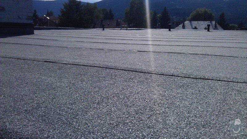 Rekonstrukce ploché střechy: IMAG0535