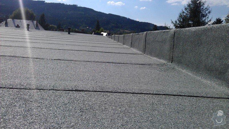 Rekonstrukce ploché střechy: IMAG0536