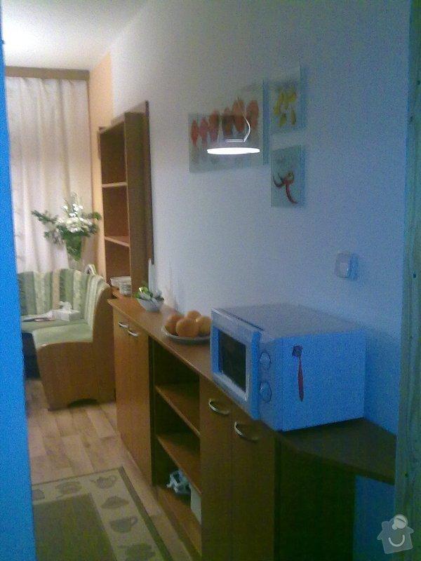 Rekontsrukce bytového jádra : kuchn