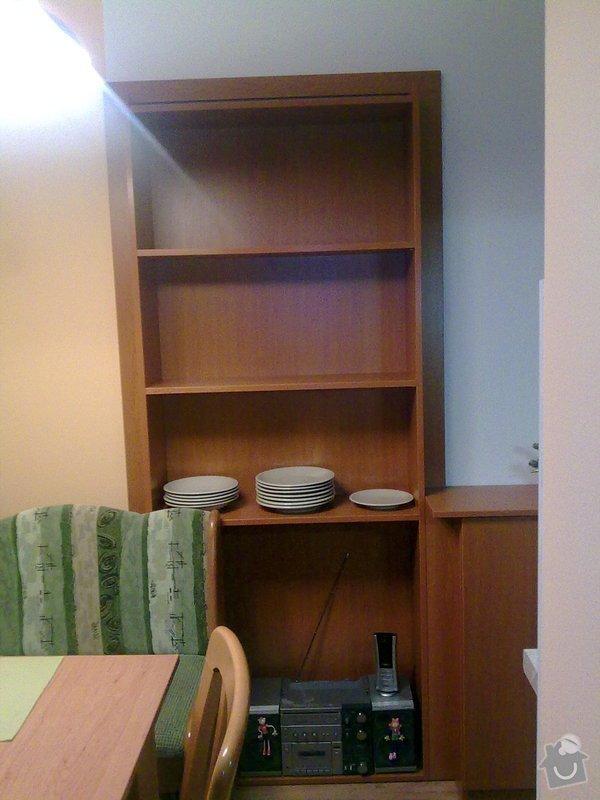 Rekontsrukce bytového jádra : kuchyn_