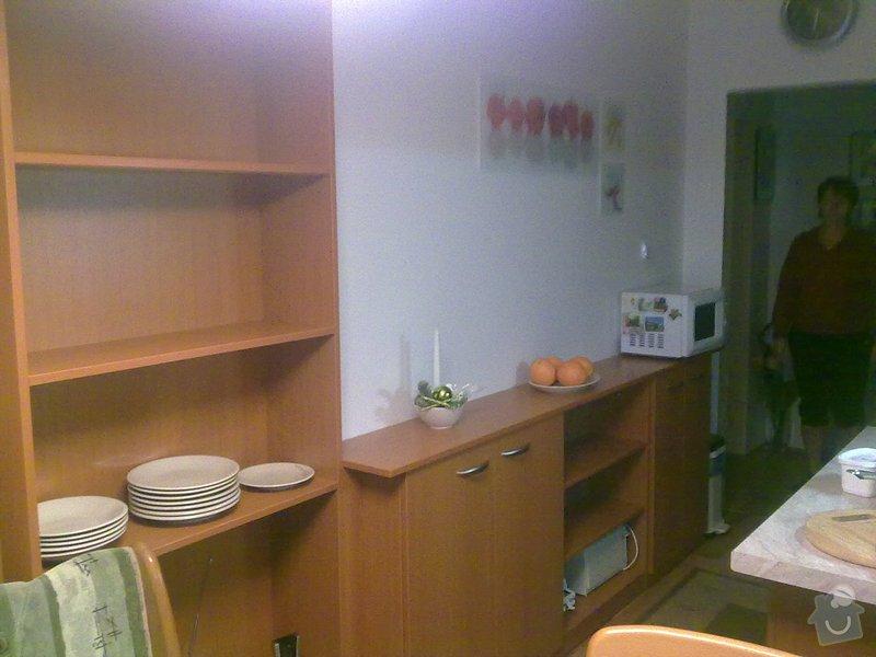 Rekontsrukce bytového jádra : kuchyn__