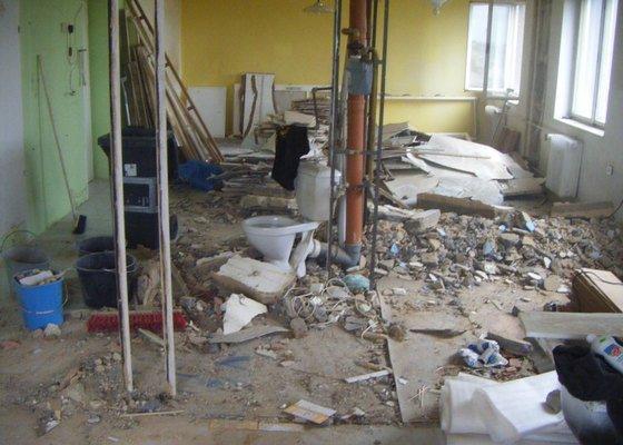Vyklizení bytu a odvoz suti Petřiny