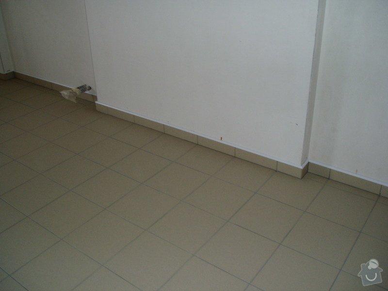 Pokládka dlažby 40 m2: RD.051
