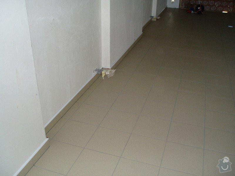 Pokládka dlažby 40 m2: RD.052