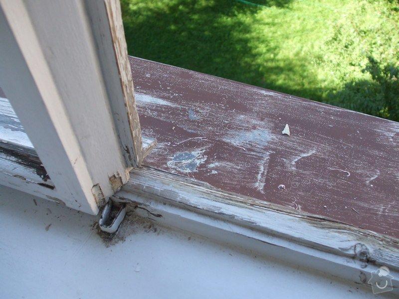 Oprava spaletovych oken: DSCF0127