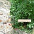 Dostavba 3m kamenne zdi oploceni oprava 2 cihlovych sloupku o zed 15 2