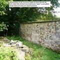 Dostavba 3m kamenne zdi oploceni oprava 2 cihlovych sloupku o zed 14 2