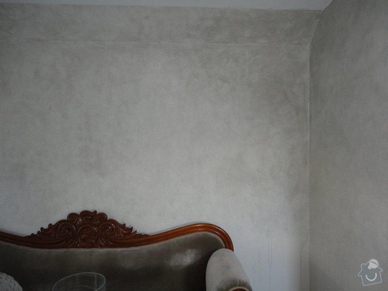 Malování & oprava stěn: wall