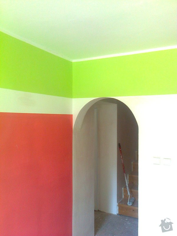 Malování rodinného domu: brusel_002