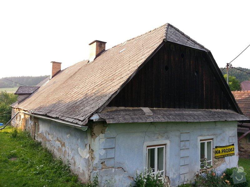 Rekonstrukci fasady na chalupe: telefon_618