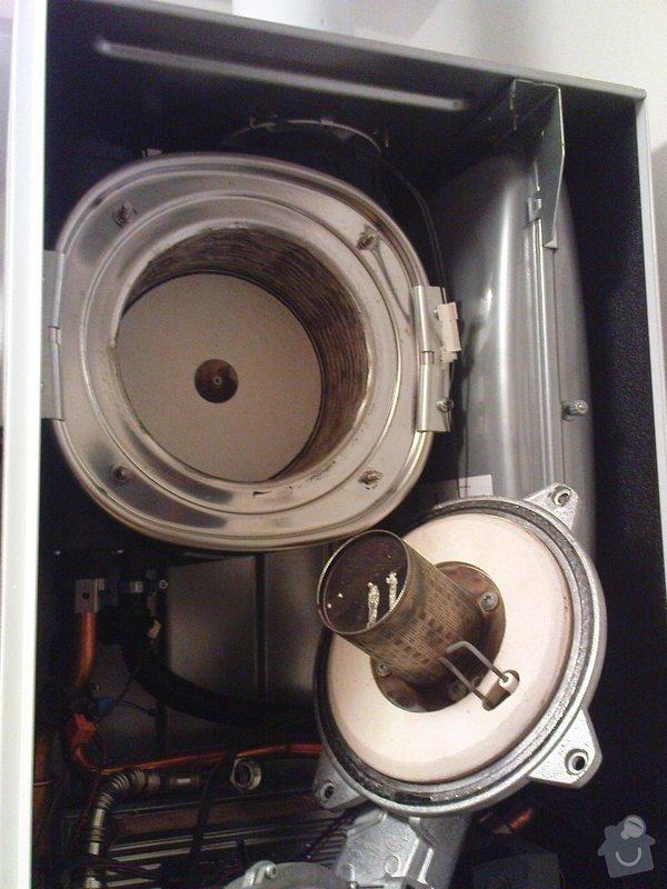 Revize kotle Vaillant VUW 236/3-5: DSC00937