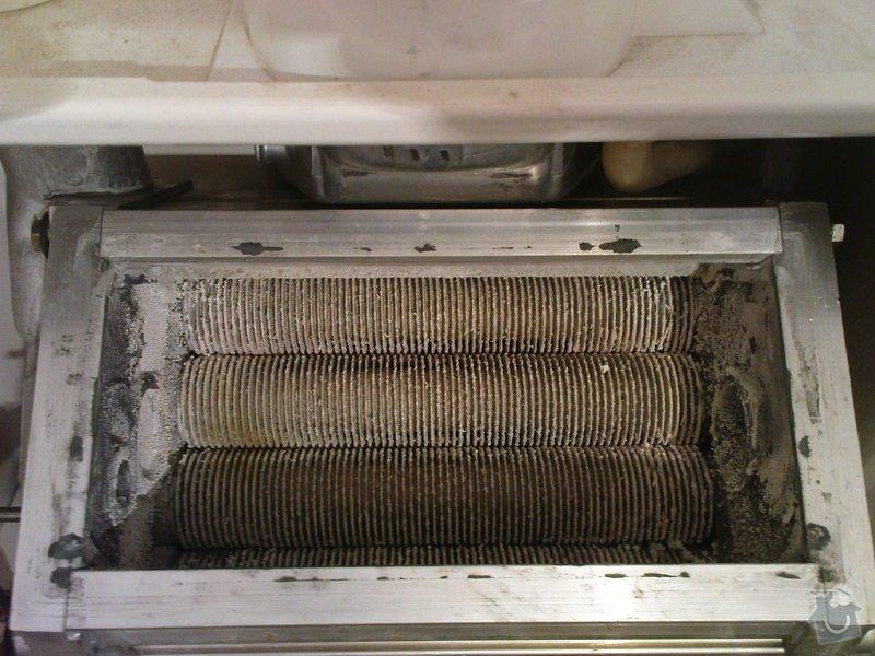 Oprava kotle Buderus a údržba před sezónou: DSC00915