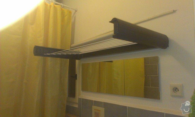 Drobné práce v bytě: IMAG2394