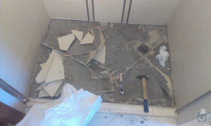 Oprava sprchového koutu: IMAG2424