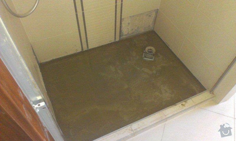 Oprava sprchového koutu: IMAG2429