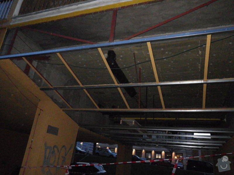 TDI při rekonstrukci bytového domu: IMGP2916