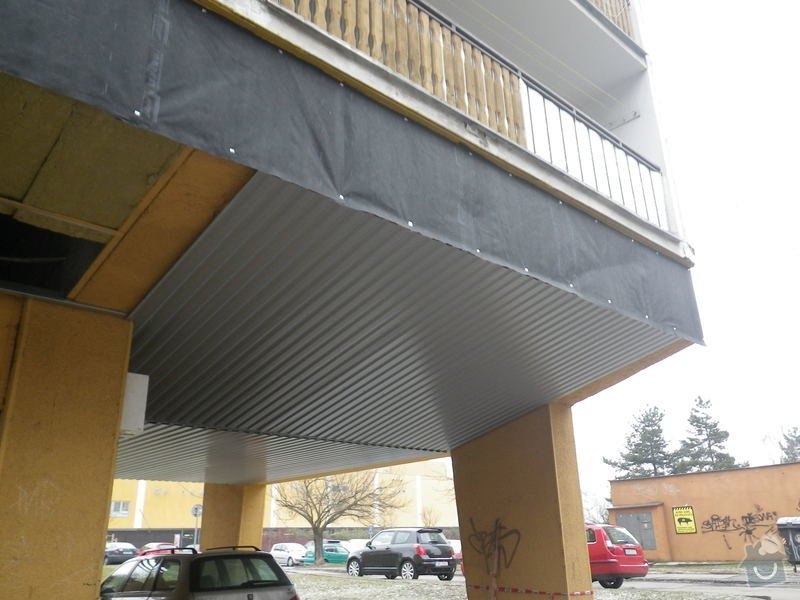 TDI při rekonstrukci bytového domu: IMGP2928