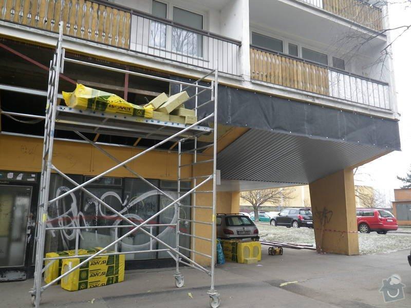 TDI při rekonstrukci bytového domu: IMGP2929