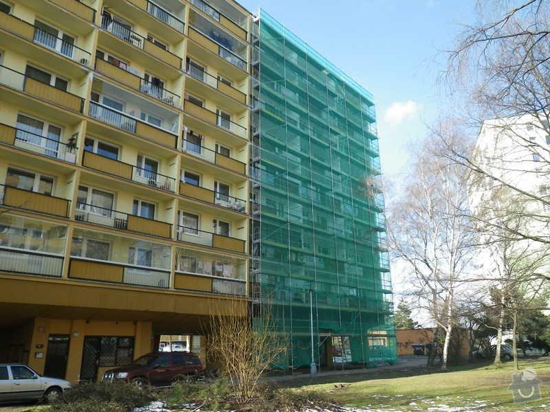 TDI při rekonstrukci bytového domu: IMGP2971