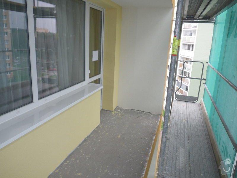 TDI při rekonstrukci bytového domu: IMGP3222
