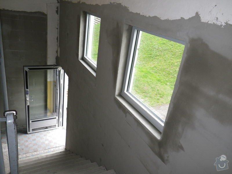 TDI při rekonstrukci bytového domu: IMGP3237