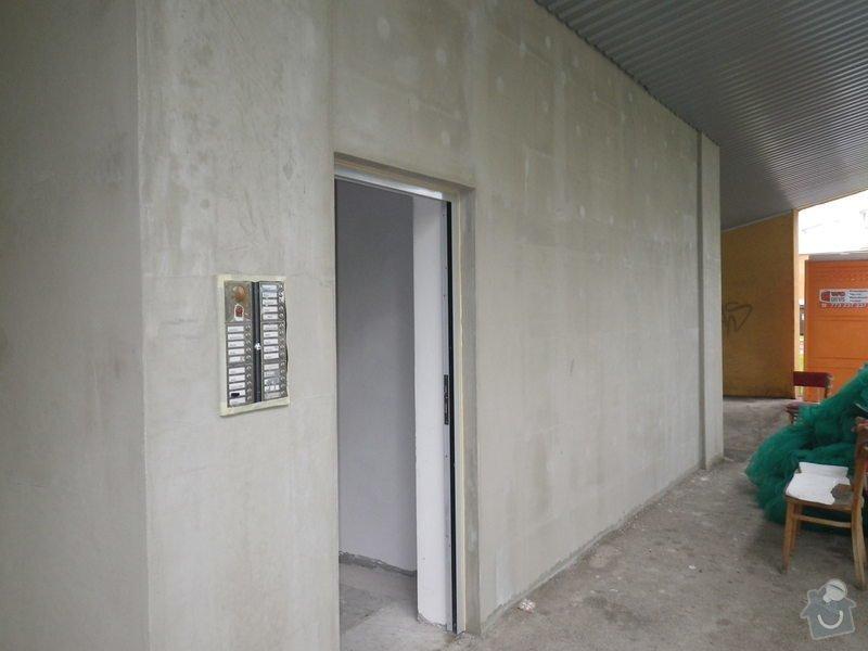 TDI při rekonstrukci bytového domu: IMGP3325