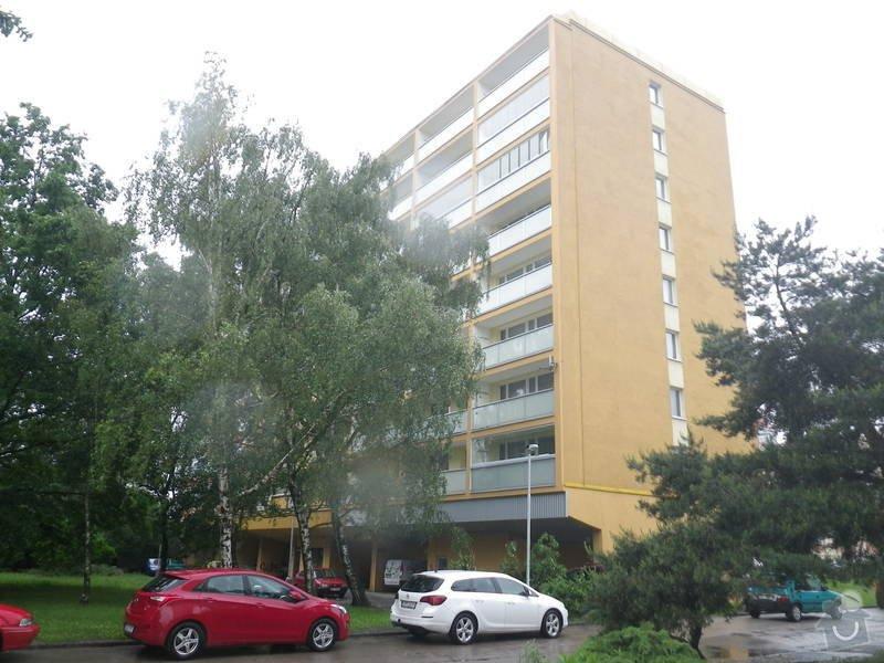TDI při rekonstrukci bytového domu: IMGP3517