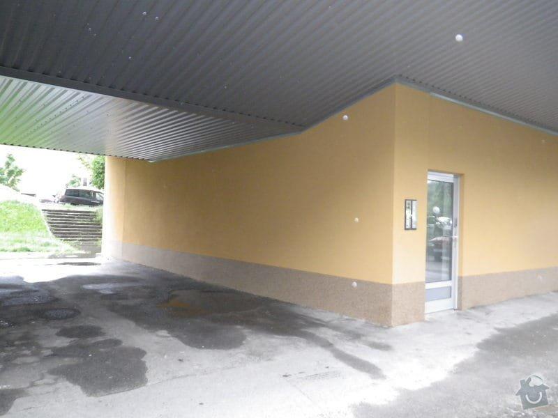 TDI při rekonstrukci bytového domu: IMGP3524