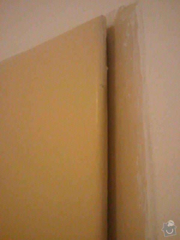 Zabezpeční stávajícíh bezpečnostních dveří: WP_001014