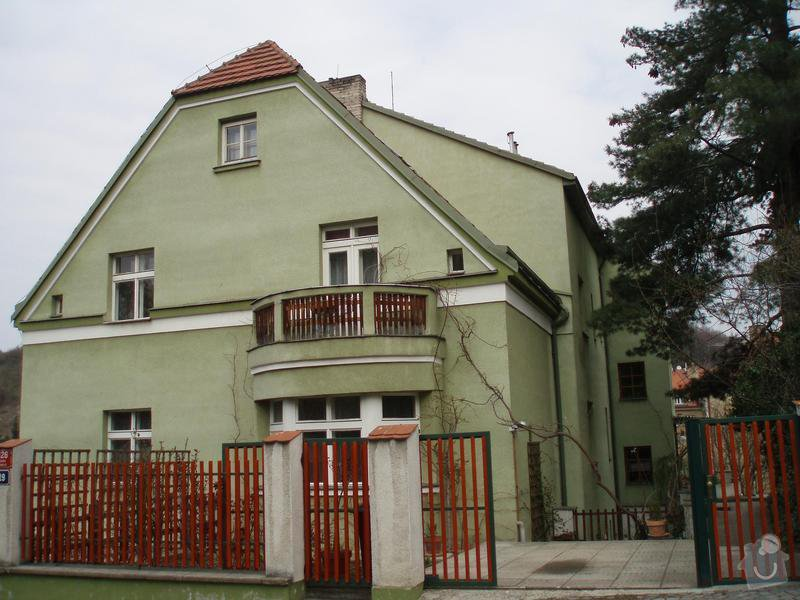 Generální oprava střechy: Vila_Goncarenkova_z_J