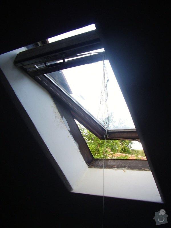 Výměna střešního okna s opravou: Pudni_okno_001