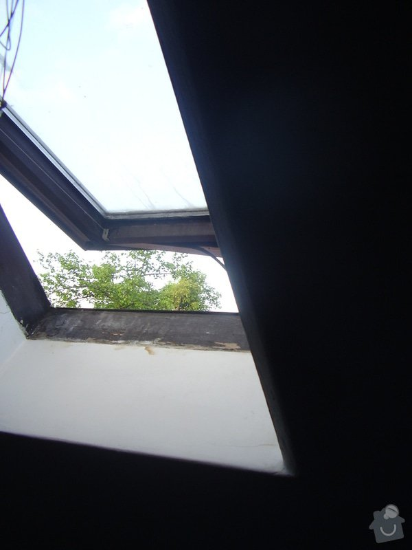 Výměna střešního okna s opravou: Pudni_okno_002