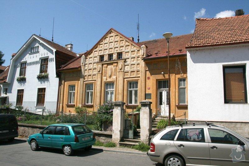 Opravu secesní fasády a související práce: zak1_IMG_2939_stavajici_2