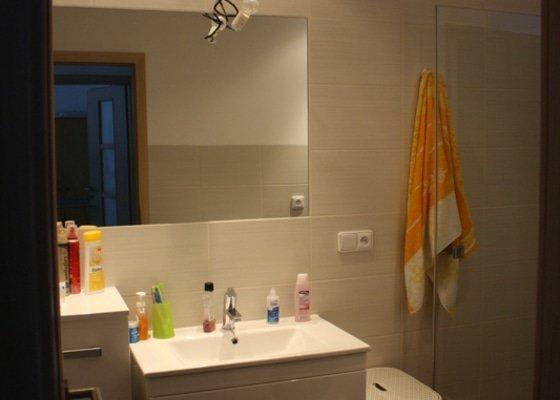 Rekonstrkce koupelny Třebíč