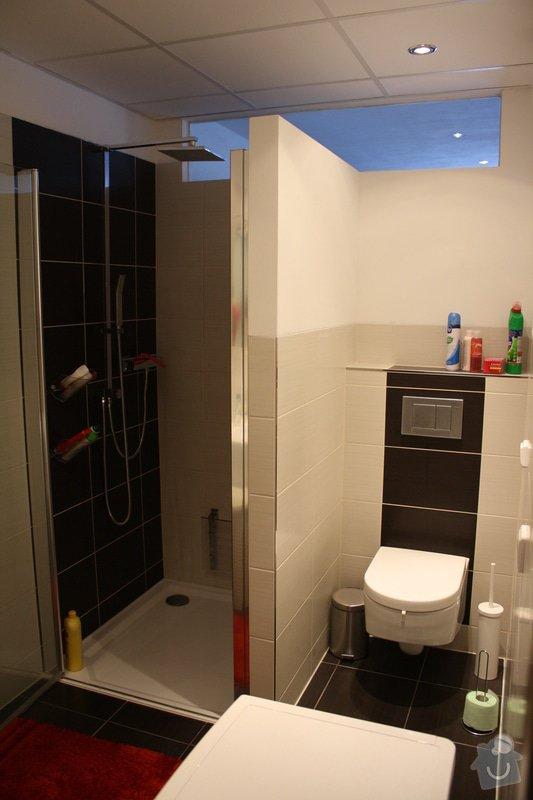 Rekonstrkce koupelny Třebíč: IMG_6451