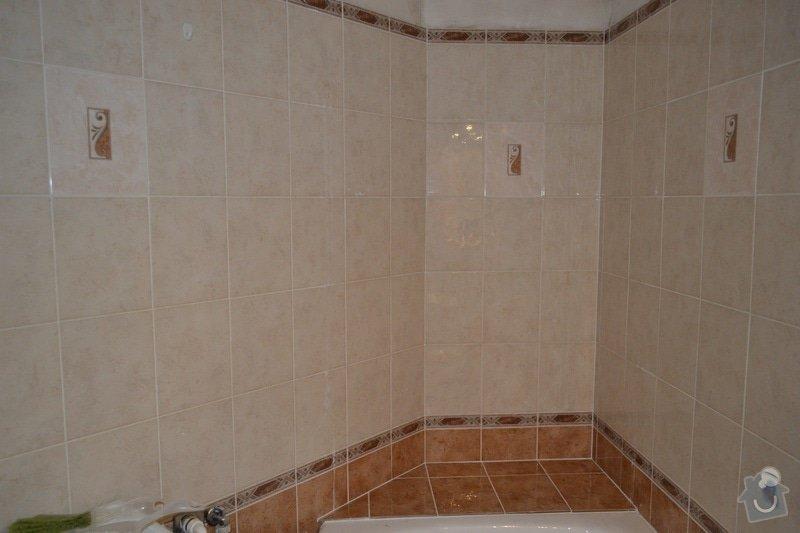 Obklad koupelny: 12