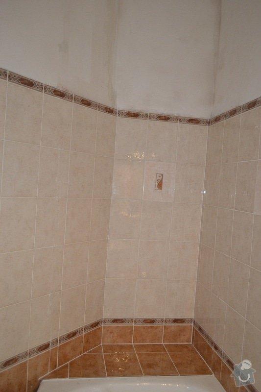 Obklad koupelny: 13