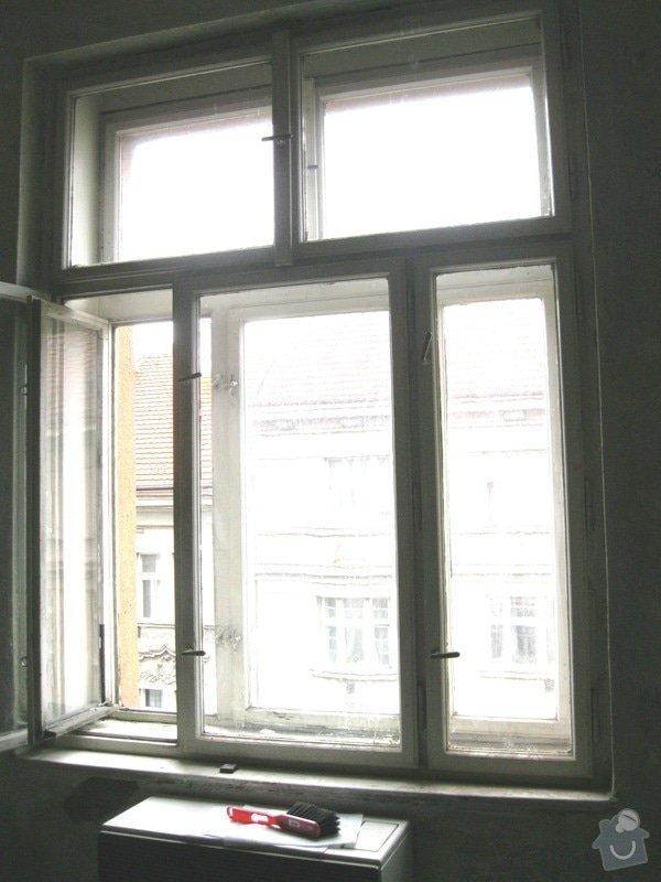 Renovace špaletového okna: okno